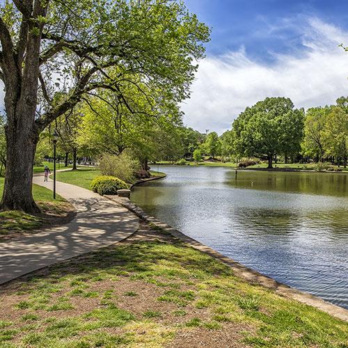 Freedom Park, Charlotte NC