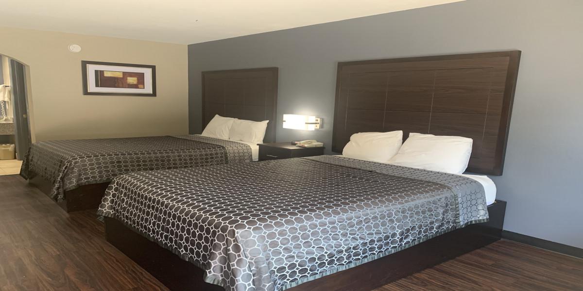 2 Double Beds - Non Smoking